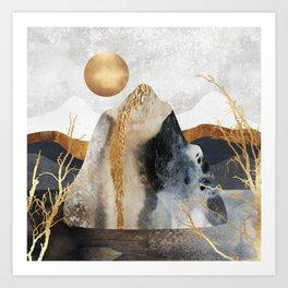 Berg 01 Art Print