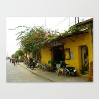 vietnam Canvas Prints featuring Vietnam by BangBang