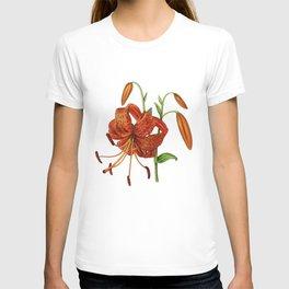 Lilium Tigrinum T-shirt