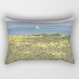 Sail Santa Barbara Rectangular Pillow