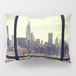 i love NY Pillow Sham