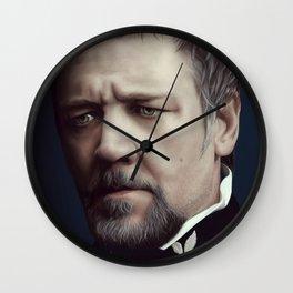 Javert Wall Clock