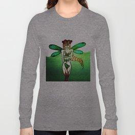 ButterflyWoman Long Sleeve T-shirt