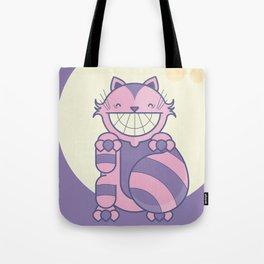 Cheshire Cat - Alice in Wonderland Tote Bag