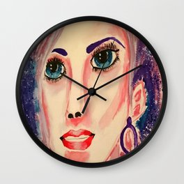 Soulful Wall Clock