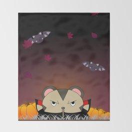 Dracumole Throw Blanket