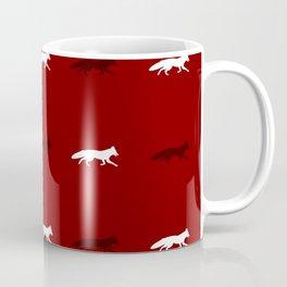 Red Foxes! Coffee Mug