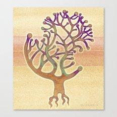 Potombo tree Canvas Print
