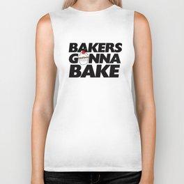 Bakers gonna bake Biker Tank