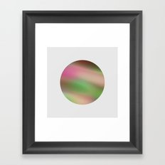 Fade M29 Framed Art Print