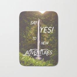 Say Yes Bath Mat
