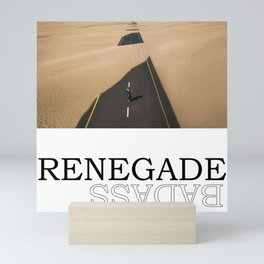 Renegade Mini Art Print