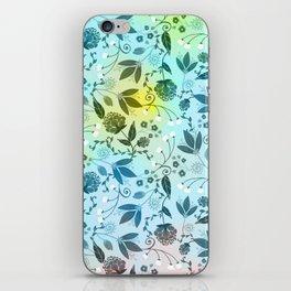 Floral Stock V2 iPhone Skin