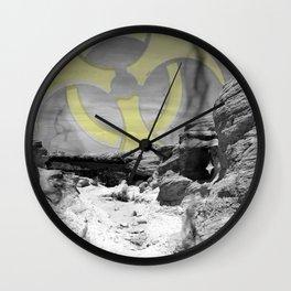 Apocalypse Wall Clock