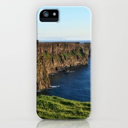 Cliffs of Moher, County Clare, Ireland iPhone Case