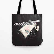 Changlourious Basterds Tote Bag