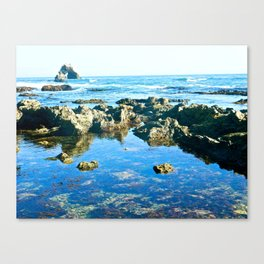 Corona Del Mar, California  Canvas Print
