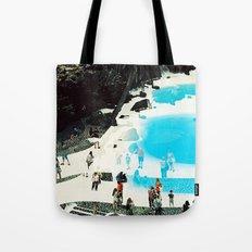 swimming pool 3 Tote Bag