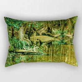 Rainforest 2 Rectangular Pillow
