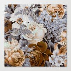 wintery oral Canvas Print