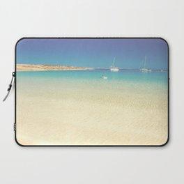 Exotic beach No2 Laptop Sleeve
