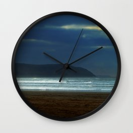 At the dawn Wall Clock