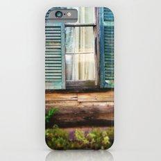 Blue Shutters Slim Case iPhone 6s