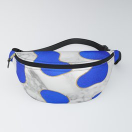 Marble Gold Session IV-VII Fanny Pack