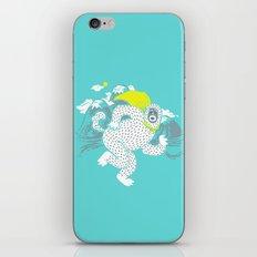 Save the Yeti iPhone & iPod Skin