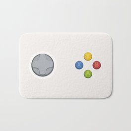 Xbox - Buttons Bath Mat