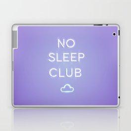 No Sleep Club Laptop & iPad Skin