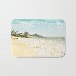 Polo Beach Maui Hawaii Bath Mat