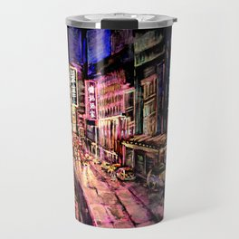 Lan Kwai Fong Travel Mug