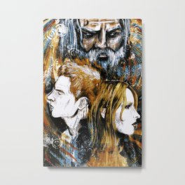You Can't Lose Them All Metal Print