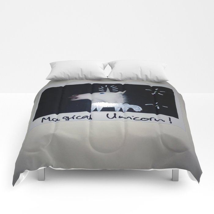 Magical Unicorn! Comforters