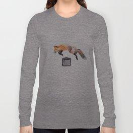 Fox Trot Blues Long Sleeve T-shirt