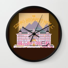Why Do You Want To Be A Lobby Boy? Wall Clock