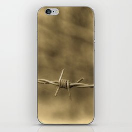 Confinement iPhone Skin