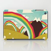 olivia joy iPad Cases featuring Happy happy joy joy! by Yetiland