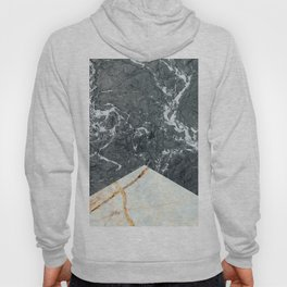 Water Meets Marble Hoody