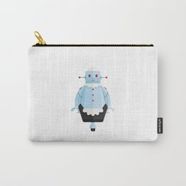Rosie The Robotic Maid Minimal Sticker Carry-All Pouch