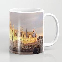 The Provincial Court of Bruges Coffee Mug