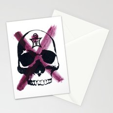 Shaman Skull Stationery Cards