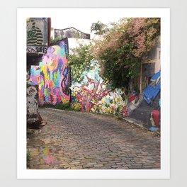 Sao Paulo 24 Art Print