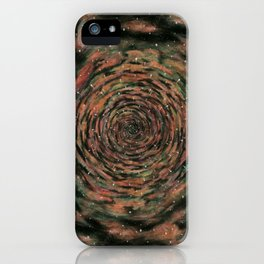 Astral Portal iPhone Case