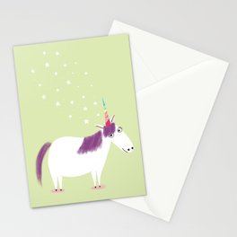 The Unicorn Of Kindness Stationery Cards