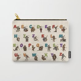 Animals & Instruments ABCs Carry-All Pouch