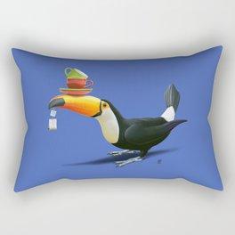 Tea for Tou (Colour) Rectangular Pillow