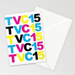 TVC15 CMYK Stationery Cards