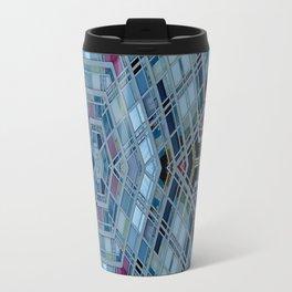 Urbanika 1 by Lika Ramati Travel Mug